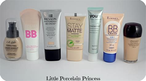 Foundation Bb Porcelain Princess Fail Pale Products Foundations