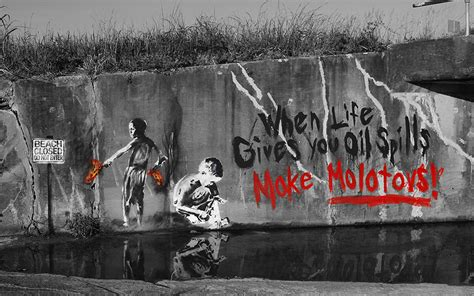 Nemo Bathroom 25 Powerful Pieces Of Street Art That Tell The Painful Truth