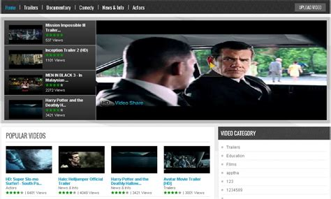 youtube gallery themes joomla joomla video theme gentleninja com