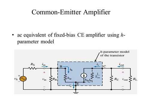 analysis of transistor lifier using h parameters pdf analysis transistor lifier using h parameters 28 images bjt h parameters lifier lab notes 2