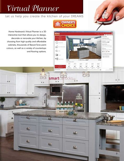 home hardware home hardware kitchen catalogue aug 25 to oct 31