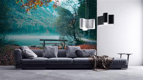 decoration maison avec papier peint papier peint pour salon moderne papier peint