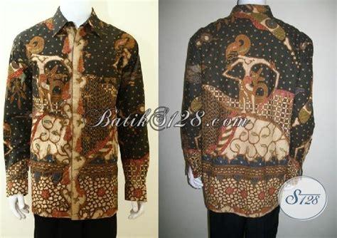 Size Baju Executive baju batik bagus dan mewah kemeja batik furing lengan panjang pakaian batik baju kerja