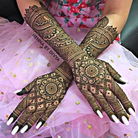 flaunt worthy  hand mehendi designs indian brides
