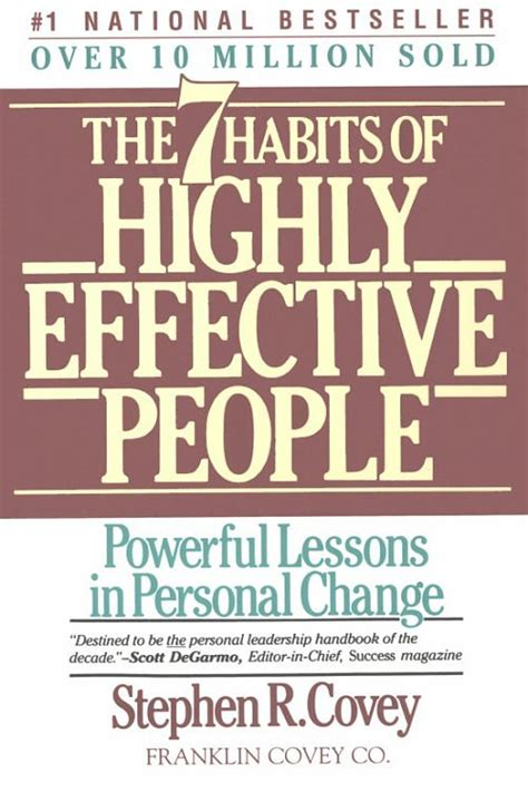 Buku Self Help The 7 Habits Of Highly Effective Peoplestephen Covey self improvement plr every single month inspiration dna inner circle legacy membership