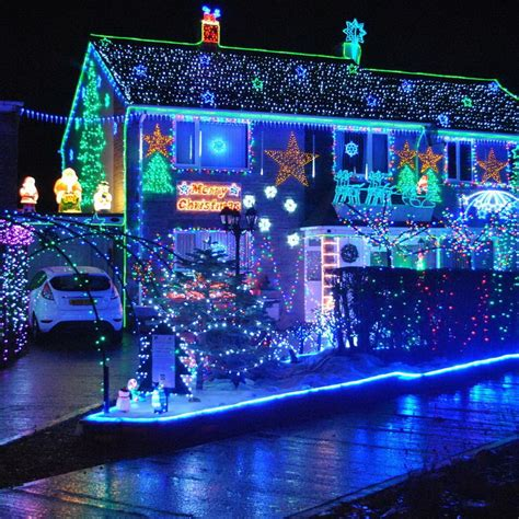 best holiday light show 50 spectacular home christmas lights displays style estate