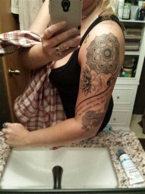 tattoo sleeve lyrics pinterest the world s catalog of ideas