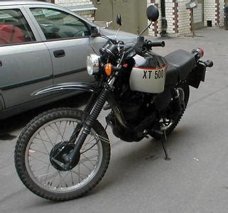 Yamaha Xt 500 Motor Lackieren by Yamaha Xt 500