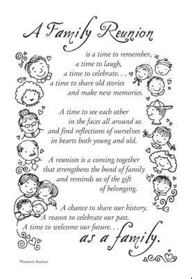 printable family reunion quotes family reunion time my life