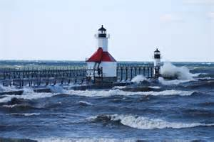 Joe Light St Joseph Lighthouse Michigan Lighthouses 2