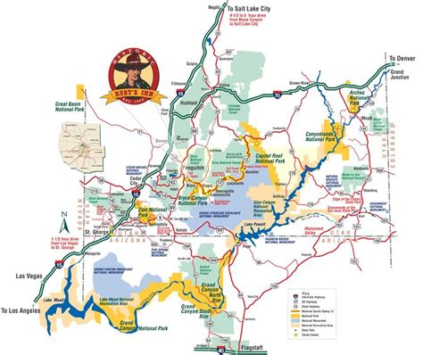 bryce national park map die besten 25 bryce map ideen auf