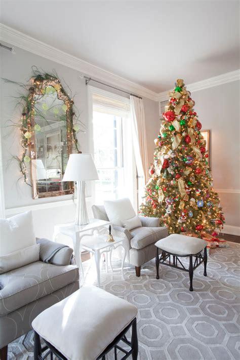 christmas living rooms ideas 50 living room decor ideas