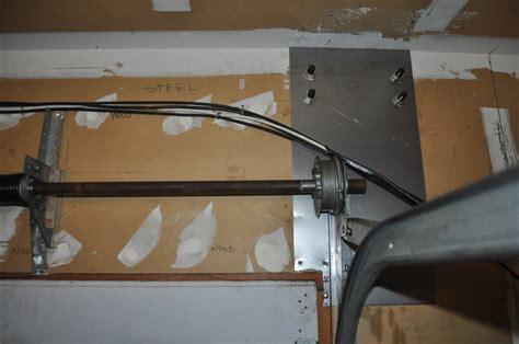 Garage Door Not Going Re Garage Door Torsion Relocation Project Status