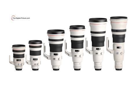 large white l canon ef 600mm f 4l is ii usm lens review