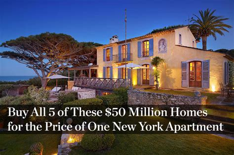 global houses five 100 million mansions for sale mansion global