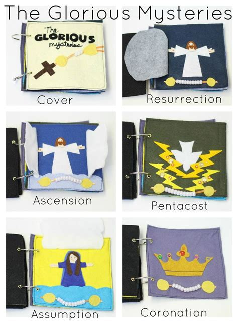 rosary quiet book pattern 349 best images about catholic awesomeness on pinterest