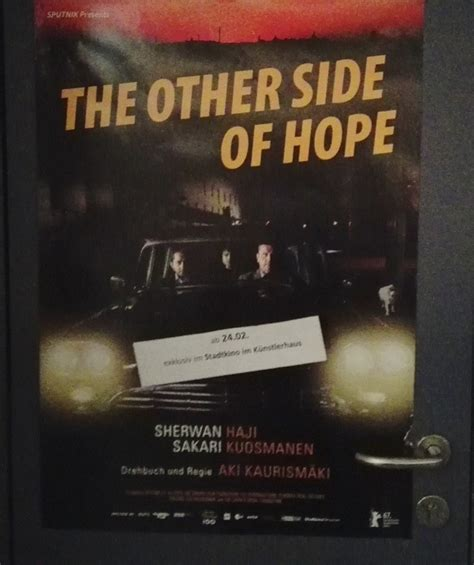 the other side of the other side of hope der neue film von aki kaurism 228 ki kekinwien at