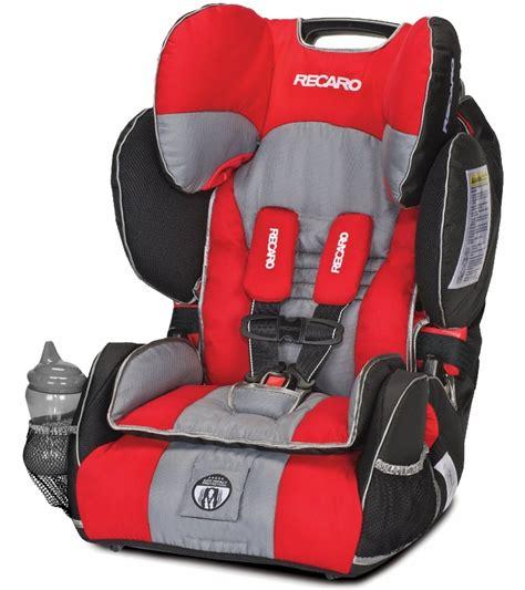 recaro booster car seat recaro performance sport combination harness to booster