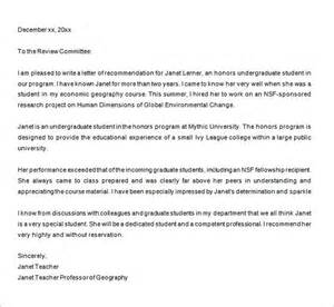 school letter of recommendation template letter templates 30 free word excel pdf psd format