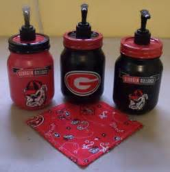 Georgia Bulldogs Bathroom Accessories by 25 Best Ideas About Georgia Bulldog Room On Pinterest