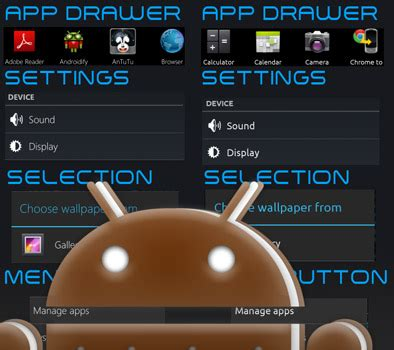 changer for android changing fonts easily on your android 4 0 ics phone android authority