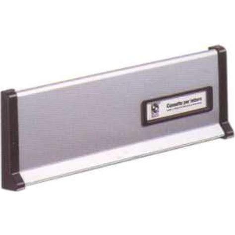 buca lettere placca alluminio buca per lettere silmec 10 600 72