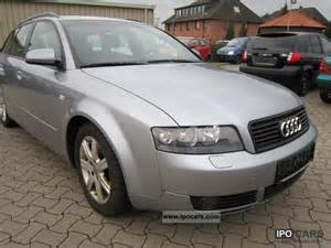 2003 Audi A4 S Line 2003 Audi A4 2 5tdi 120kw Multitr Avant S Line Navi Xenon