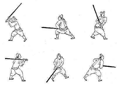 Basic Manual Of Knife Fighting file shuangshuojian jpg wikimedia commons