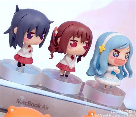 Umaru Chan Umaru Sylphynford Kirie Nana Figure Set crunchyroll smile company previews quot himouto umaru chan quot trading figures
