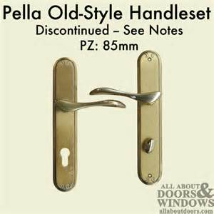 pella screen door lock images