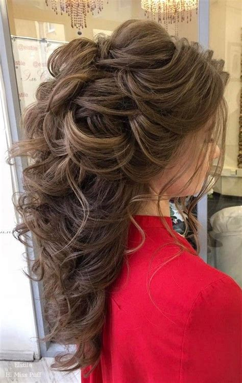 long wedding hairstyles ideas  pinterest wedding hairstyles  long hair long