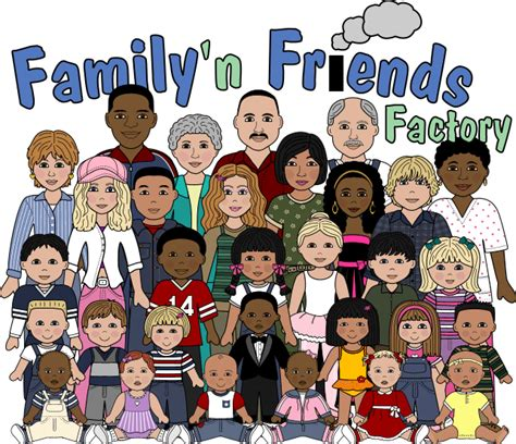 A Friend Of The Family by Graphics And Clipart Of Faces Babies Toddlers