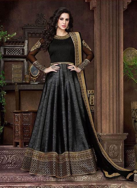 Abaya Pesta Jetblack Bordir 1821 best beautiful salwar kameez churidar and anarkali suits images on