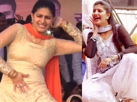 sapna choudhary uttar kumar sapna choudhary dance show interrupted in ghaziabad