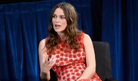 Keira Knightley Is Desperate For A by Brexit A List Lecture Brits To Stay In