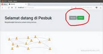 tutorial membuat website dengan python tutorial php mysql membuat login dan register dengan