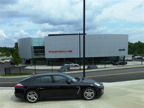 porsche of nashville now open at mallory park of brentwood