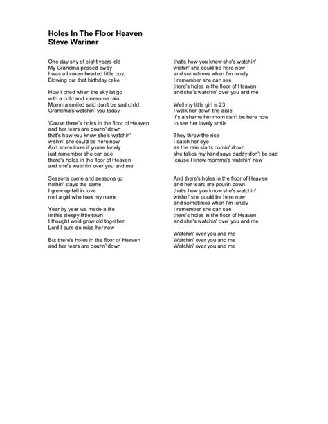 To Grandmother S House We Go Lyrics by Crhp 5 The Cd Lyrics