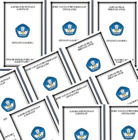 Buku Administrasi Dan Supervisi Pendidikan Buku Kelengkapan Administrasi Kepala Sekolah Wajib Belajar