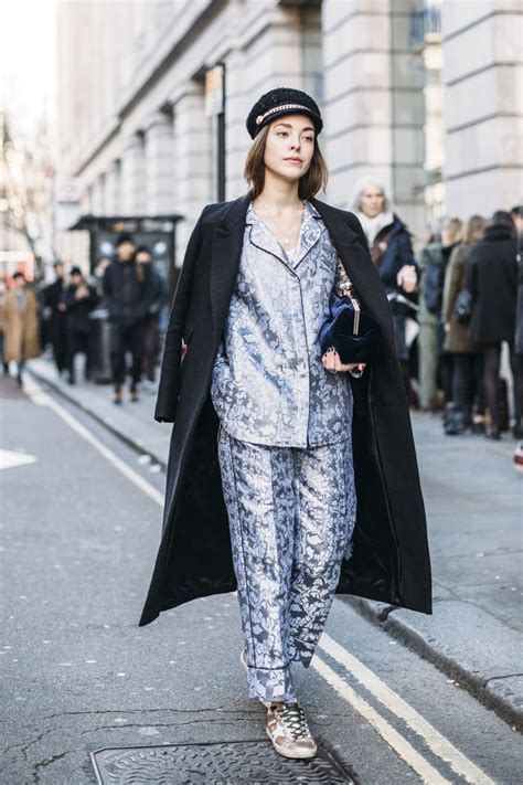 what is in style 2017 london fashion week fall 2017 street style photos wmn issue
