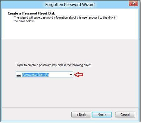 windows 8 password resetter usb how to create a windows 8 password reset usb