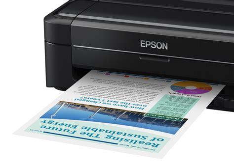 Spek Dan Printer Epson L310 jual epson l310 printer resmi free tinta printer