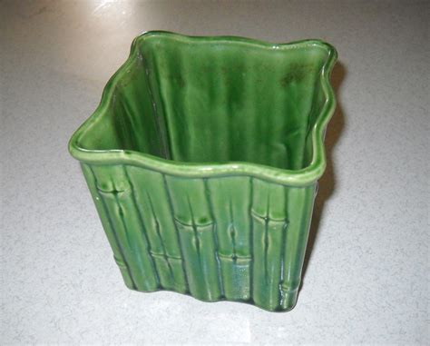 Shawnee Planters by Shawnee Pottery Planter 4055 Usa Bamboo And 50 Similar