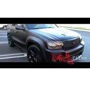 LARRY HERNANDEZ  FLAT BLACK SRT 8 Twin Turbo GRAND