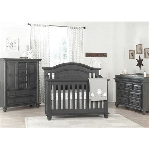 Gray Crib Furniture by 1000 Ideas About Grey Nursery Furniture On