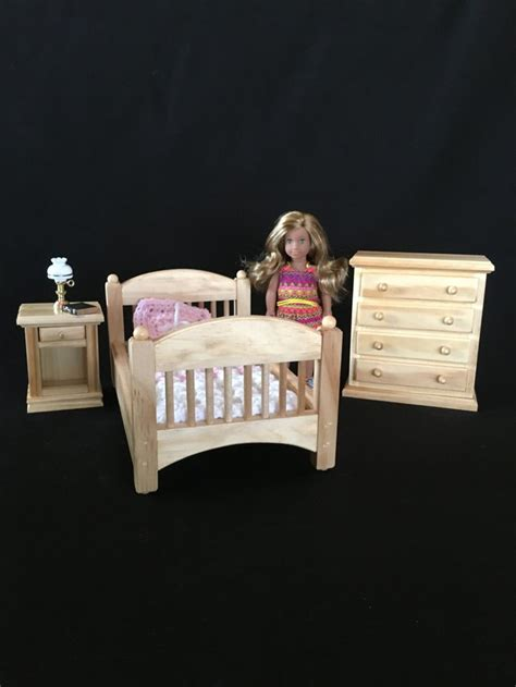 american girl bedroom set 17 best images about mini american girl dolls on pinterest
