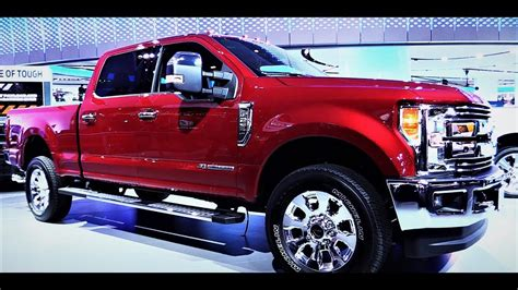 ford supercar interior 2018 ford f250 duty fx4 exterior and