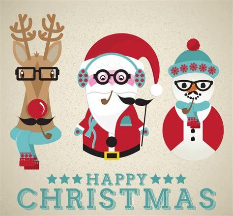 imagenes de feliz navidad hipster 12 days of hipster christmas