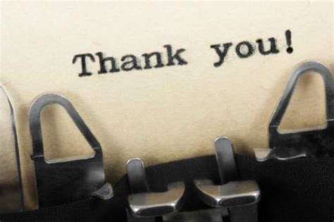 5 ways to make your executive thank you letter count