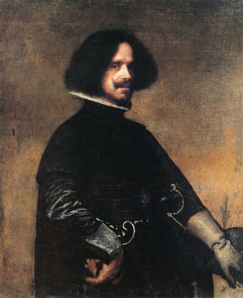 diego painting self portrait c 1645 diego velazquez wikiart org